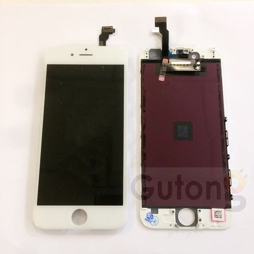 iPhone 6 LCD Display Touchscreen Weiss