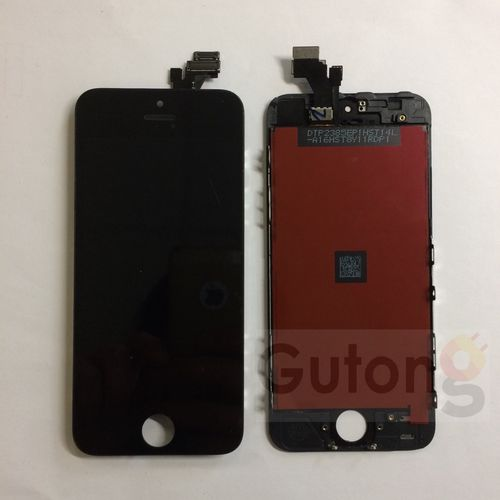 iPhone 5 LCD Display Touchscreen Schwarz