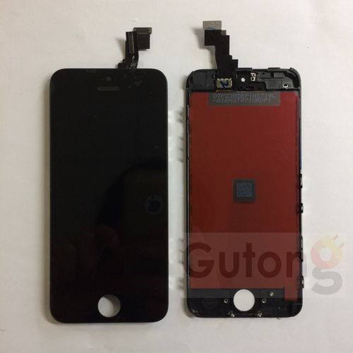 iPhone 5C LCD Display Touchscreen Schwarz