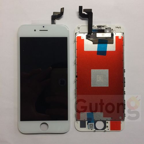 iPhone 6S LCD Display Touchscreen schwarz / weiss