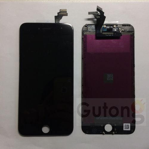 iPhone 6G Plus Display LCD Touch Glas Touchscreen schwarz / weiss