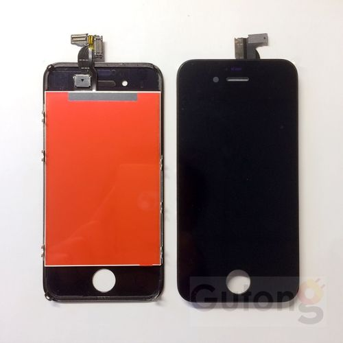 iPhone 4G LCD Display Touchscreen Schwarz