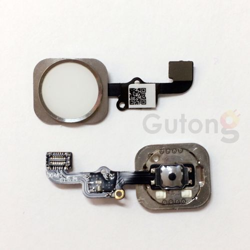iPhone 6S Homebutton Flex Kabel weiß
