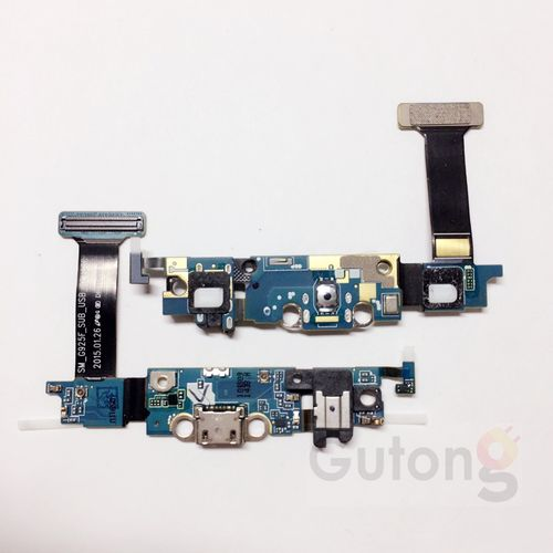 Samsung S6 edge Dock Connector Flex Ladebuchse G925F