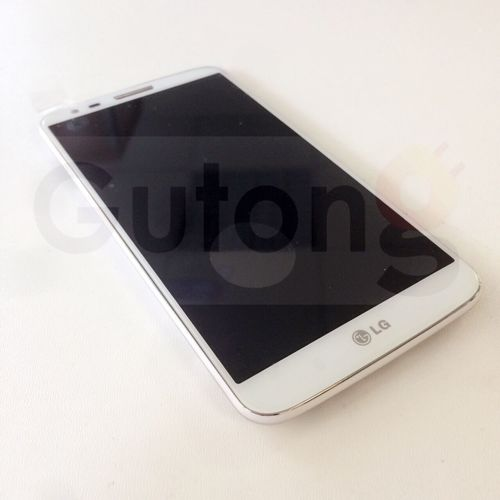 LCD Display for für LG Optimus G2 D802 weiss