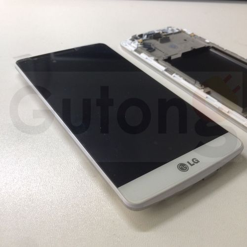 LCD Display for für LG Optimus G3 mini G3S D722 WEISS