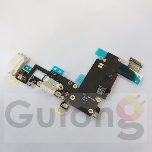 iPhone 6S Plus Dock Connector Flex Ladebuchse weiß