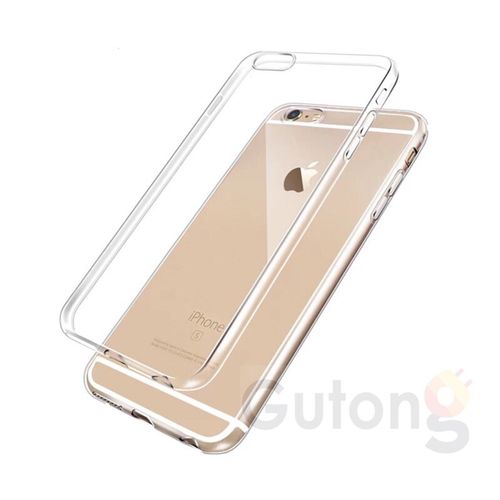 iPhone 6Plus / 6S Plus TPU Schutz Hülle Ultradünn transparent