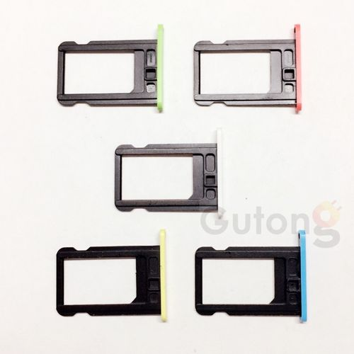 iPhone 5C Ersatz Simcard Holder